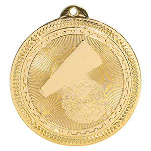 BL205 Cheer Megaphone Medal with Six Pricing Options