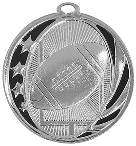 MidNite Star Football Medals MS704 Series (Purchasing 1-3)