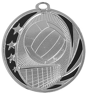 MidNite Star Volleyball Medals (purchasing 1-5)