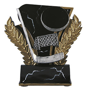 Resin Hockey Trophy MWR107