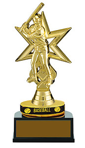 Sports Wristband Baseball Trophies TB Style (purchasing 1-99) Lowest Price $6.29