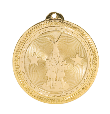 BL206 Cheer Medal with Six Pricing Options