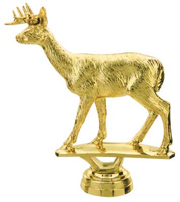 Buck Deer Trophy Figure 6612