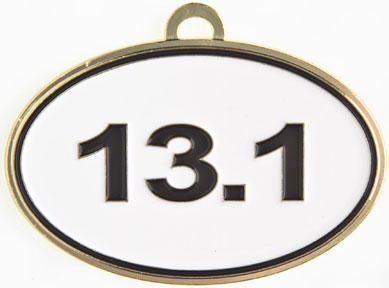 OV-213 13.1K Half Marathon Medal as Low as $1.99