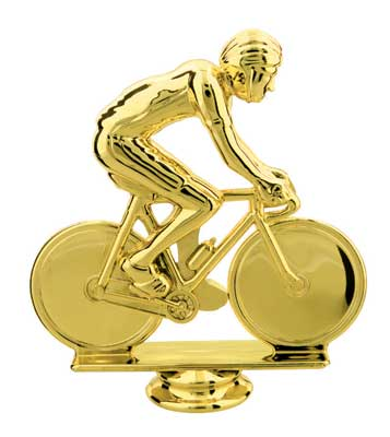 Bicycle Trophy Figure 80675