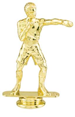 Boxer Trophy Figure 84065