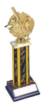 Trophy with Square Column S1