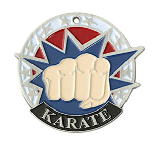 USA STP Karate Medal 38100 (purchasing 1-5)