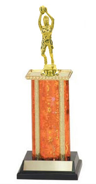 Women and Girls Basketball Trophies for Youth Leagues and Basketball Tournaments as Low as $5.99