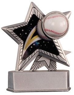 Motion Star Baseball Trophy R7001-7051