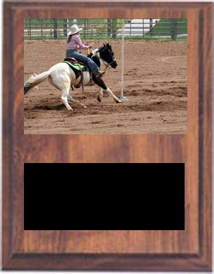Horse Show Plaques and Rodeo Plaques