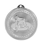 BL222 Wrestling Medal with Six Pricing Options