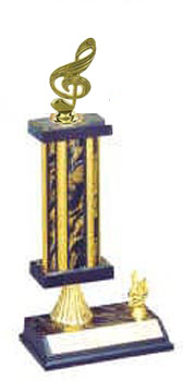 S2R Music Trophy, Band Trophy