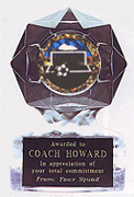 Cool Star Ice Soccer Trophies