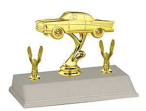 3BF Classic Car Show Trophies