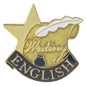 English Lapel Pin