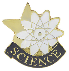 Science Lapel Pin