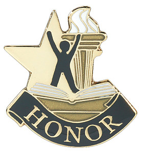 Honor Lapel Pin