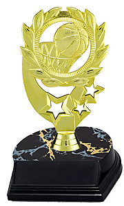 Youth Basketball Trophies for Boys and Girls, 40 Characters of FREE PRINTING, as Low as $4.49