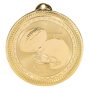BL209 Football Medal with Six Pricing Options