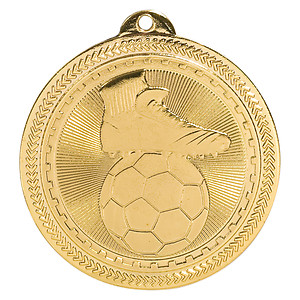 BL215 Soccer Arts Medal with Six Pricing Options