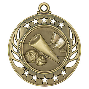GM103 Cheerleader Medal with Six Pricing Options