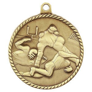 HR720 Football Medals with Six Pricing Options