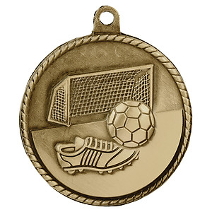 HR745 Soccer Medals with Six Pricing Options