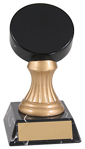 Resin Hockey Puck Trophy JDS105