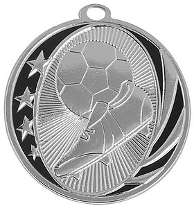 2-inch Midnight Star Soccer Medals as low as $1.40