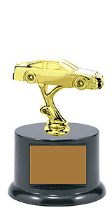 R08BF Stock Car Trophies, Choose from 3 car toppers available