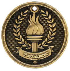 3D306 Medal with Six Pricing Options