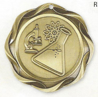 45002 Fusion Science Medals with Six Pricing Options