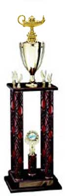 Four Post Cup Scholastic Trophy