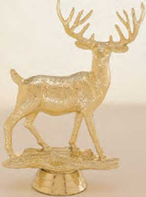 Buck Deer Trophy Figure 5020