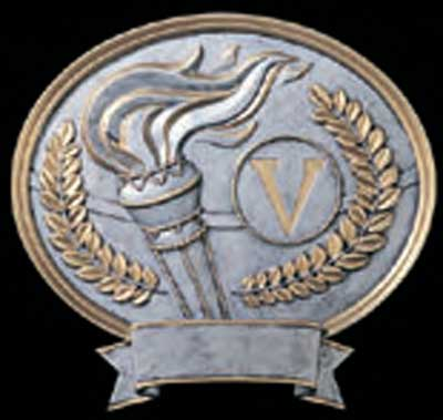 Resin Achievement or Victory Trophy Plaque Award