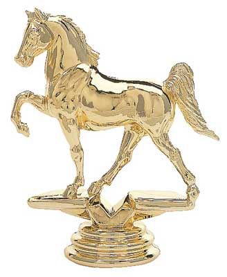 Tennessee Walking Horse Trophy Figure 733-g