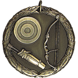 XR260 Archery Medals with Six Pricing Options