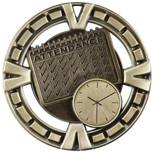 BG467 Big Attendance Medal with Six Pricing Options