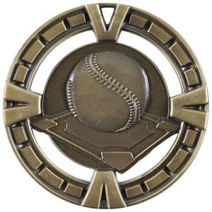 BG402 Big Baseball Medal with Six Pricing Options