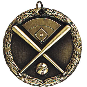 XR201 Baseball Medals with Six Pricing Options