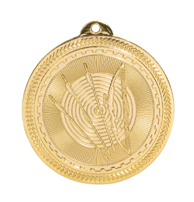 BL201 Archery Medals, buy 25 only $1.99