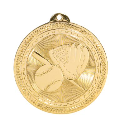 BL202 Baseball Medal with Six Pricing Options. AS LOW AS $.99