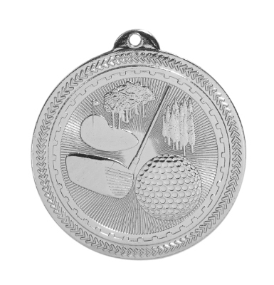 BL210 Golf Medal with Six Pricing Options