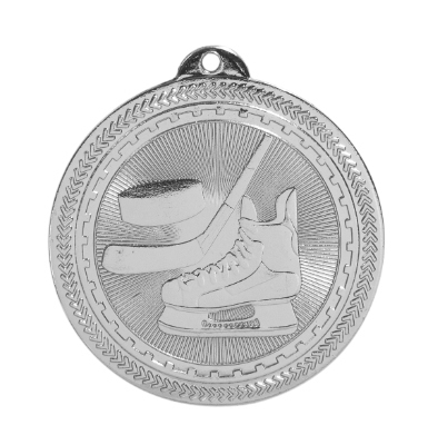 BL212 Hockey Medal with Six Pricing Options