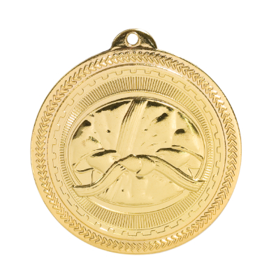 BL213 Martial Arts Medal with Six Pricing Options