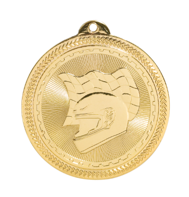 BL214 Racing Arts Medal with Six Pricing Options