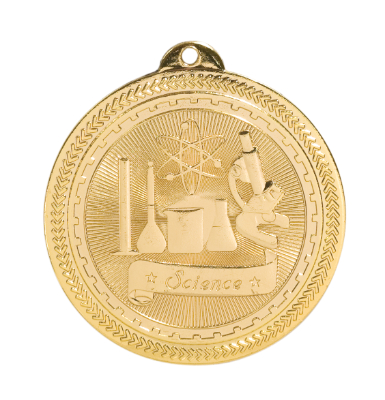 BL317 Science Medal with Six Pricing Options