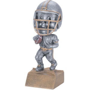 Bobble Head Football Trophies BH525
