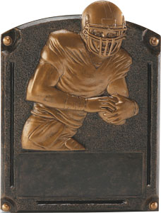 Legends of Fame Football Plaques as Low as $8.99